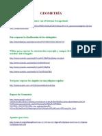 Direcciones Web Para Repasar Geometria