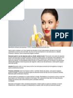 Bananele-beneficii