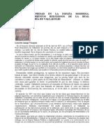 Justicia y Piedad España Moderna Comportamientos Religiosos Valladolid (1)