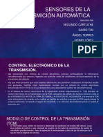 Sensores de La Transmición Automática