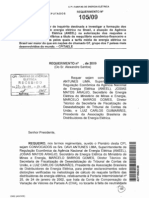 CPI Requerimento 105 - 20/10/09