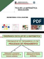 Didactica de La Matematica en La Escuela Ccesa1