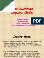 The Suchman Model