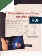 Cap.3 Geometria Analítica Secções Cônicas