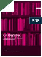 Oral Storytelling for School