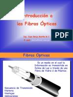 4. Introducción a Fibra Óptica