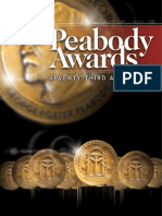 73rd Annual Peabody Awards