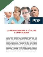 LO TRASCENDENTE Y FÚTIL DE LA PRIVACIDAD1.pdf
