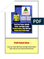 Profit Funnel Ideas