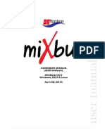Mixbus User Manual