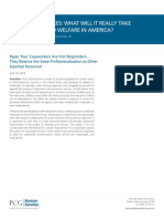 PCG Human Services White Paper - Beyond Quick Fixes