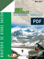 Andes Centrales Río Olivares - Gran Salto - Ruta 04