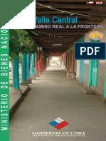 Valle Central Camino Real a la Frontera - Ruta 11