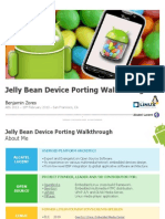 Jelly Bean Device Porting Walkthrough