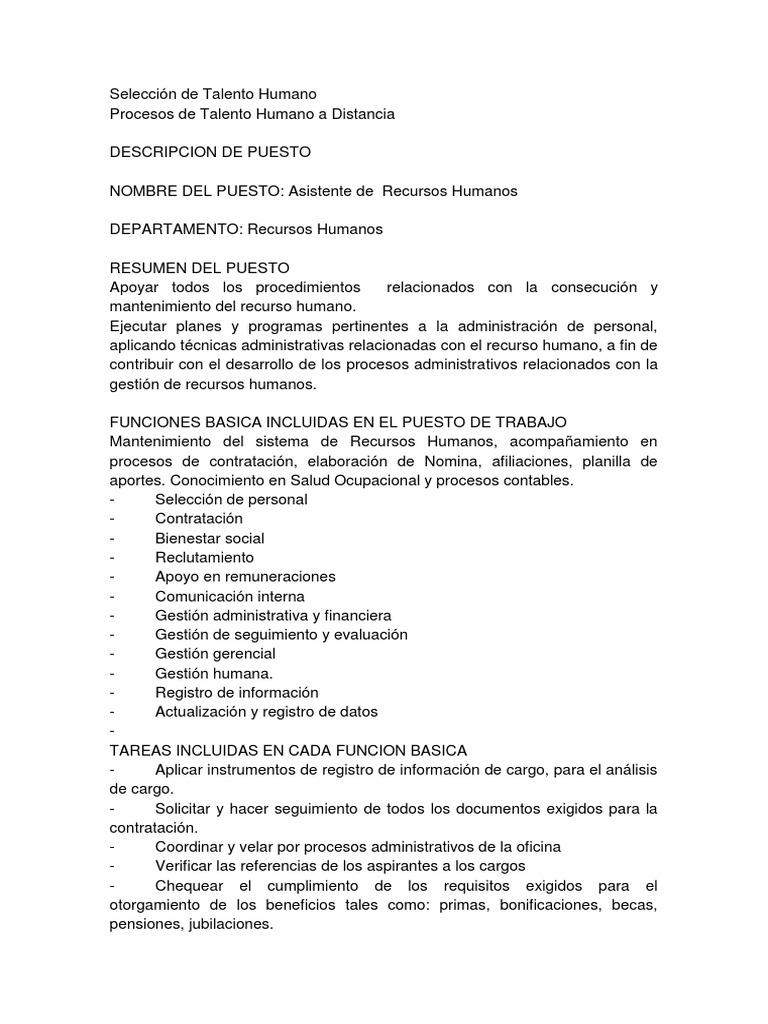 Único Reanudar Tareas De Asistente De Oficina Cresta - Ejemplo De ...