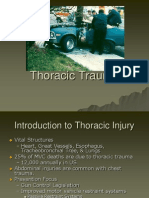 Trauma Thorax ( Referat )