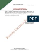 Listado Funciones T+®cnicas Osinergmin 2013