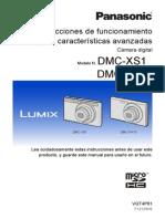 Dmc-xs1pu_avanzado m Usuario