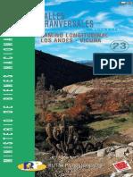 Valles Transversales Los Andes Vicuña - Ruta 23