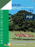 Viña del Mar Jardines, Castillos y Palacios frente al Mar - Ruta 31