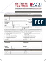 Interactive Paper Application Form 2014