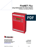 FireNET Plus Install Manual V1.02
