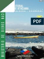 Litoral de Atacama circuito Caldera - Chañaral - Ruta 38