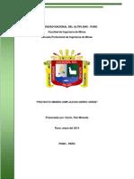 Proyecto Ampliacion Cerro Verde