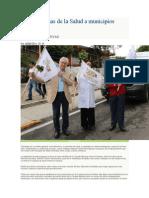 06/06/14 Noticiasnet Van Caravanas de La Salud a Municipios Marginados