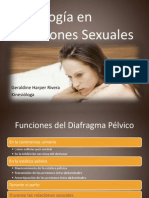Kinesiología en Disfunciones Sexuales