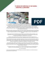 09/06/14 Fpnoticias Realizan SSO Colecta de Medicinas en Mal Estado
