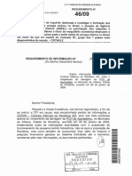 CPI Requerimento 46 - 25/08/09