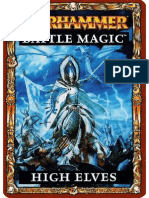 Warhammer Battle Magic - [ 2010 ] - High Elves