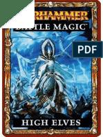 Warhammer Battle Magic - [ 2010 ] - High Elves