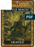 Warhammer Battle Magic - [ 2010 ] - Skaven