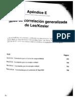 Tablas Lee Kesler