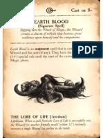 Warhammer Battle Magic - [ 2010 ] - The Lore of Life