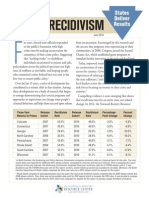 pdf does prison work prison recidivism corrections