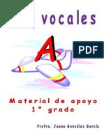 1 Vocales a, e, i, o, u