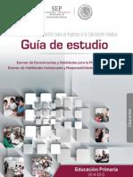 Guia_EXAIN-PRIM(Examen de Oposicion)