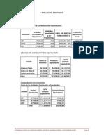 Costos de Produccion II