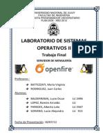 HowTo Servidor Mensajeria Linux