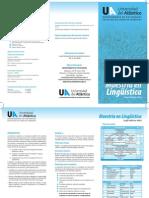 UA_ Maestria Linguistica Ok