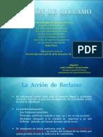Accion de Reclamo-tacp-panama-Abogado Ruben Garcia Paredes