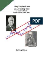 Greg Fisher - Median Lines an Emipirical Study Grain Markets 1990 - 2005