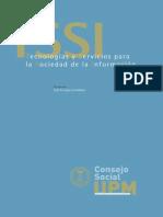Tecnologias Servicios Para Sociedad Informacion