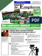Washington State Employee 6/2014