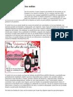 Te gusta comprar vino online