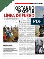 Reportando Desde la Línea de Fuego (versión El Giro)