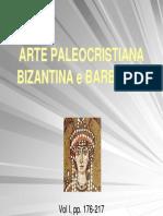 12 Arte Barbarica Paleocristiana e Bizantina
